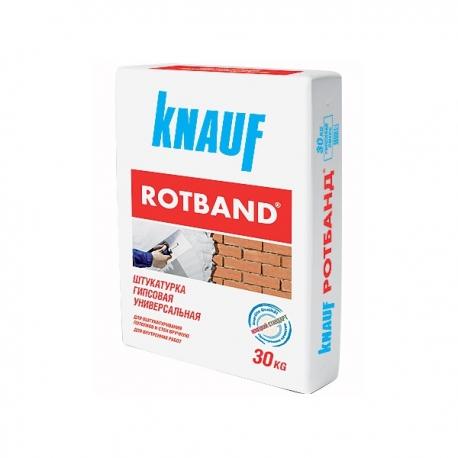 Штукатурка ROTBAND 30 кг KNAUF