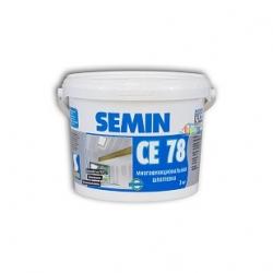 Шпатлевка CE 78 SEMIN 3 кг многофункциональная