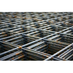 Сетка метал. 4мм (1х2) 50х50 армирован.