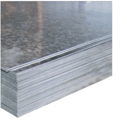 Лист оцинкован. 1250х2000 (0,45мм)