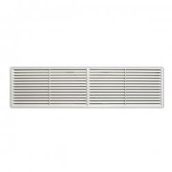 Вентиляционная решетка радиаторная 370х133