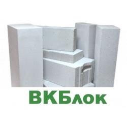 Газобетонный блок D400 100х250х625 ВКБ