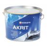 Краска ESKARO AKRIT 7 моющаяся шелково-матовая для стен 9,5л