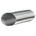 Алюминиевый гофрированный воздуховод
