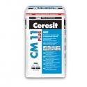 СМ 11 PLUS  Клеящая смесь для керамической плитки 25 кг CERESIT