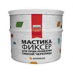 Мастика для гибкой черепицы ТЕХНОНИКОЛЬ №23 (фиксер) 3.6кг
