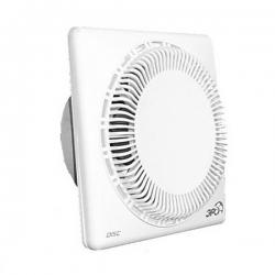 Вентилятор осевой с обратным клапаном D100