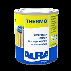 Эмаль Aura Luxpro Thermo 0.9л для радиаторов