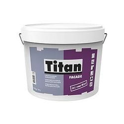 Краска фасадная TITAN FASADE 2,5л атмосферостойкая