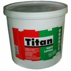 Краска матовая Titan Mattlatex 5 л. латексная