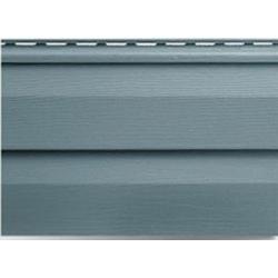 Сайдинг виниловый сего-голубой 3,66х0,230 Альта Профиль Т-01