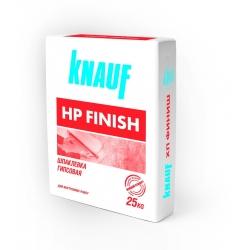 HP Финиш Шпаклёвка финишная 25 кг. KNAUF (НАДОРВАННЫЙ)