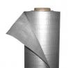 Плёнка универсальная(гидро-паробарьер) Kolotek D 1.5м серебристая (70 м.кв., 46.66 м.п.)