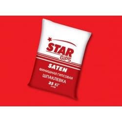 Шпаклевка STARGIPS saten ФИНИШ 25кг.