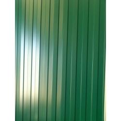 Профнастил ПС-10х0.4 цинк RAL-6005 ЗЕЛЁНЫЙ 2m x 1.185m 2.37м.кв.