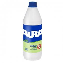Грунт Aura BioBlock 1л антиплесневый глубокого проникновения