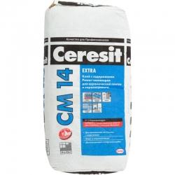 СМ 14 Клеящая смесь для керамической плитки 25кг. CERESIT
