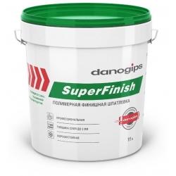 Шпаклевка виниловая DANOGIPS PROMO SuperFinish 11л. (18кг.)