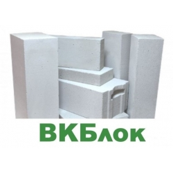 Газобетонный блок D400 300х200х625 ВКБ