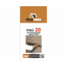PRO 20 Штукатурка цементная (25кг.) StarBau